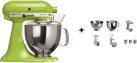 KitchenAid 1011.01.16 KSM 150 - Küchenmaschine - 300 Watt - Umdrehungen pro Minute : 40-225 - Apfelgrün