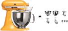 KitchenAid 1011.01.16 KSM 150 - Küchenmaschine - 300 Watt - Umdrehungen pro Minute : 40-225 - Sonnengelb