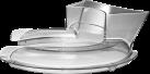 KitchenAid 5KN1PS - Spritzschutz - Für KSM 7580 - Transparent