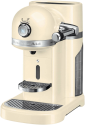 KitchenAid Artisan Nespresso - Kapselmaschine - 230 V - Beige
