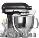 KitchenAid 1011.03.14 KSM150 Premium-Set 2013, schwarz