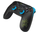 DRAGON WAR Dragon Shock Ultimate Wireless Controller, nero/blu