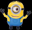 Minions: Dancing Stuart 20 cm