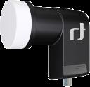 inverto 3139 Black Premium - Selected Single LNB - nero