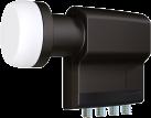 inverto 3406 Black Premium - Quattro LNB - Nero