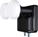 inverto Twin Monoblock 23mm LNB, 6° for 80cm dish