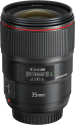 Canon EF 35mm f/1.4L II USM - Weitwinkelobjektiv - 35mm - schwarz