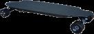 Hitec HTCS 600 - Raceboard éléctrique - Max. 40 km/h - Noir