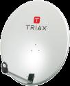 TRIAX TDS 78 - Parabolantenne - 37.1 dBi - Lichtgrau