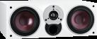 DALI ZENSOR Vokal - Enceinte d'étagère - 30 - 120 W - Blanc