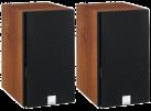 DALI ZENSOR 1 AX - Regallautsprecherpaar - 2x 50 W RMS - Walnuss