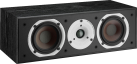 DALI Spektor VOKAL - Center-Lautsprecher - 87 dB - Schwarz