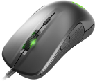 Steelseries Rival 300, grau