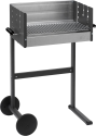 dancook 7200 - Grill - 50 x 32 cm - Silber
