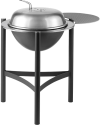 dancook 1900 - Grill - 58 cm - Silber