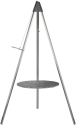 dancook 9500 - Barbecue a carbonella - Tripod - Argento