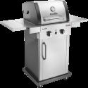 Char-Broil Professional 2200S - Gasgrill - 2 Brenner - Edelstahl