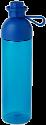 Room Copenhagen LEGO Transparent Drinking Bottle 0.74 L, Blau