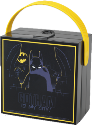 Room Copenhagen LEGO Batman Movie Lunch Box With Handle, Nero