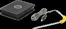 WeGrill One - Thermomètre sans fil intelligent - Jusqu'à 300 °C - Noir