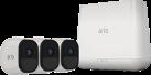 NETGEAR ARLO PRO 2 - Videoserver + 3 Kameras - Kabellos - Weiss