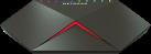 NETGEAR Nighthawk® SX10 Gaming - Switch - 10-Gigabit/Multi-Gigabit Port - Schwarz