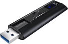 SanDisk Extreme PRO USB 3.0 - USB Stick - 256 Go - Noir