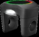 Smarthalo Bike System - Système de navigation - Lumière LED - Noir