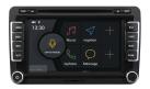 ESX VN720-VW-U1 - Naviceiver - iGo-Primo 3D Navisoftware mit TMC auf 8GB SD-Karte - Schwarz