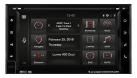 """ESX VN620W - Naviceiver mit iGo Navigationssoftware - Hochauflösender 15,7 cm (6.2"""") LCD-Touchscreen-Bildschirm mit 800 x 480 Pixel - Schwarz"""
