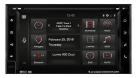 ESX VN620WS - Naviceiver ohne Navigationssoftware -  iGo-Primo 3D Navisoftware mit TMC auf 8GB SD-Karte - Schwarz