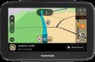 TomTom GO Basic 6 - Navigationsgerät - 6 / 15 cm Touchscreen - Schwarz