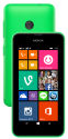 NOKIA Lumia 530 Dual SIM, grün
