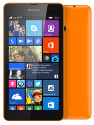 Microsoft Lumia 535 Dual SIM, orange