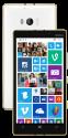 NOKIA Lumia 930, blanc/or
