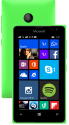 Microsoft Lumia 532 Dual Sim - Windows Smartphone - 8 GB - Grün