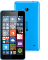 Microsoft Lumia 640 Dual Sim - Windows Smartphone - 8 GB - Blau