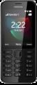 Microsoft Nokia 222 Dual SIM, schwarz