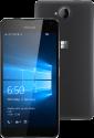 Microsoft Lumia 650 Dual Sim, schwarz