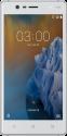 NOKIA 3 TA-1020 SS  - Smartphone - 16 GB - Silver white