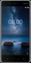 """Nokia 8 - Smartphone Android - 5.3"""" / 13.5 cm - Dual SIM - Grigio"""