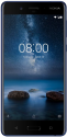 "Nokia 8 - Smartphone Android - 5.3"" / 13.5 cm - Dual SIM - Tempered Blue"