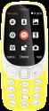 Nokia 3310 - Mobiltelefon - 2 MP Kamera - Gelb