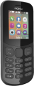 NOKIA 130 (2017) - Handy - Dual-SIM - Schwarz