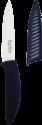 Kenji coltello universale in ceramica, bianco, 12,5 centimetri + Custodia protettiva