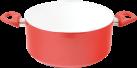 CERAMICORE Keramik-Kochtopf, 24 cm