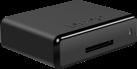 Lexar Professional Workflow SR1 - Kartenleser - USB 3.0 Anschluss - Schwarz
