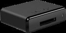 Lexar Professional Workflow XR2 - Kartenleser - USB 3.0 Anschluss - Schwarz