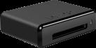 Lexar Professional Workflow CFR1 - Kartenleser - USB 3.0 Anschluss - Schwarz