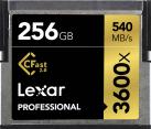 Lexar Professional 3600x CFast 2.0 - Speicherkarte - Kapazität 256 GB - Schwarz